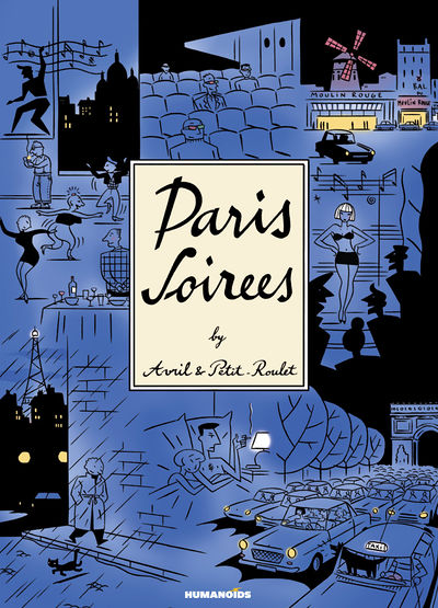 Superbe Paris Soirees Coffee Table Book (Limited)